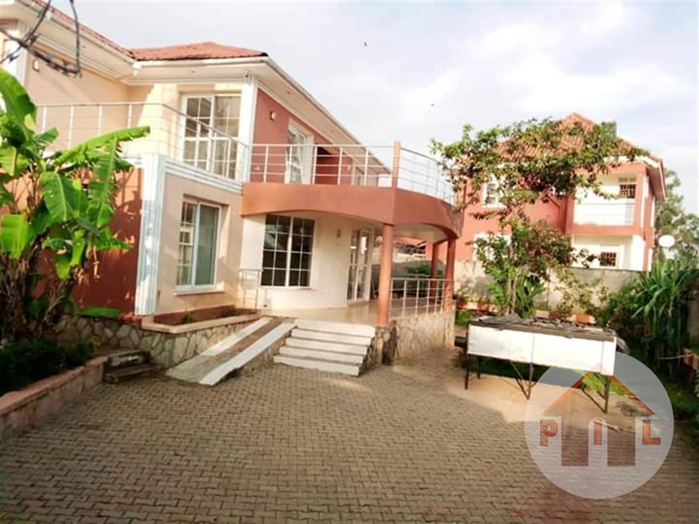 Mansion for sale in Bukasa Kampala