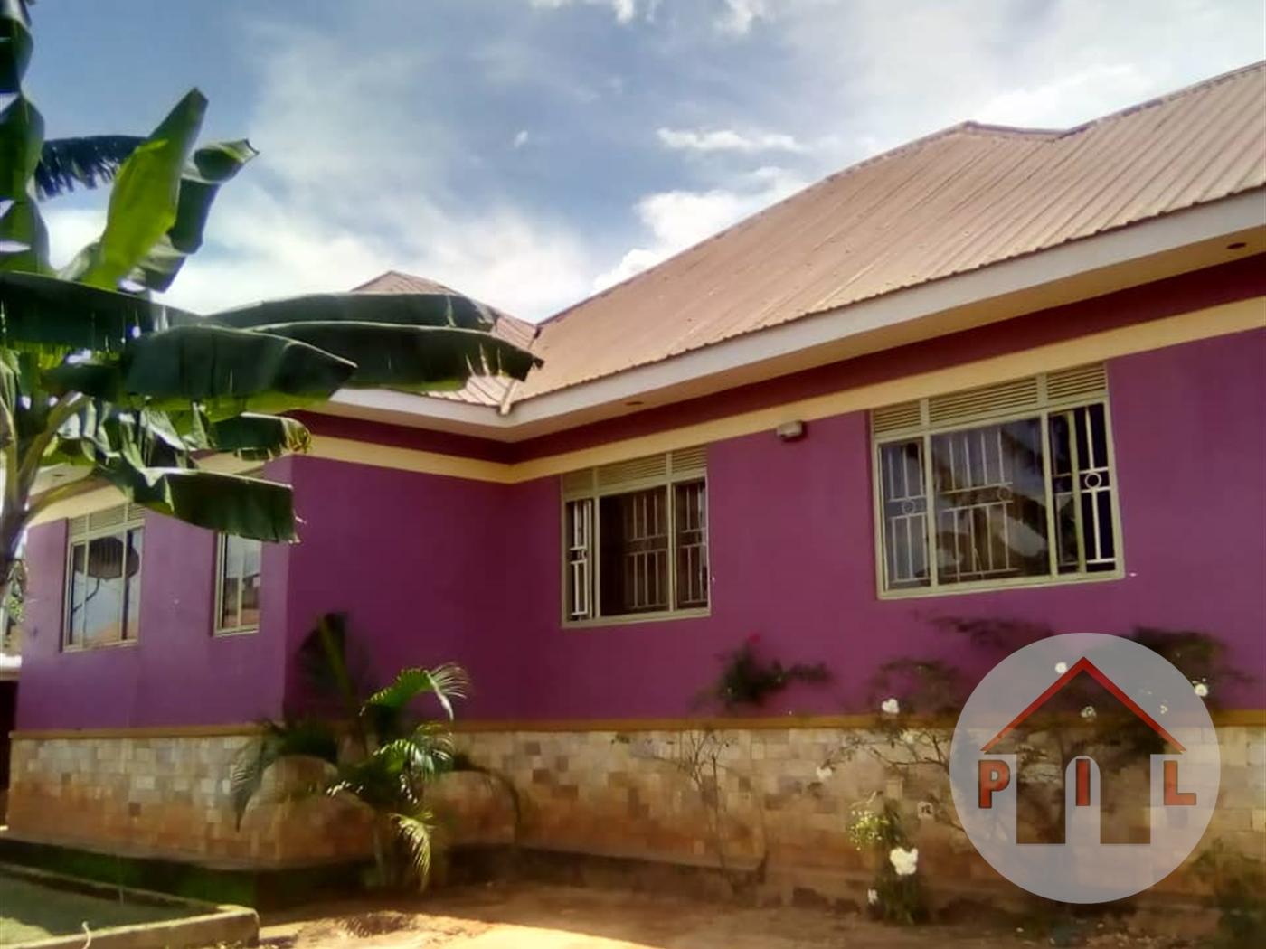 Bungalow for sale in Watubba Wakiso