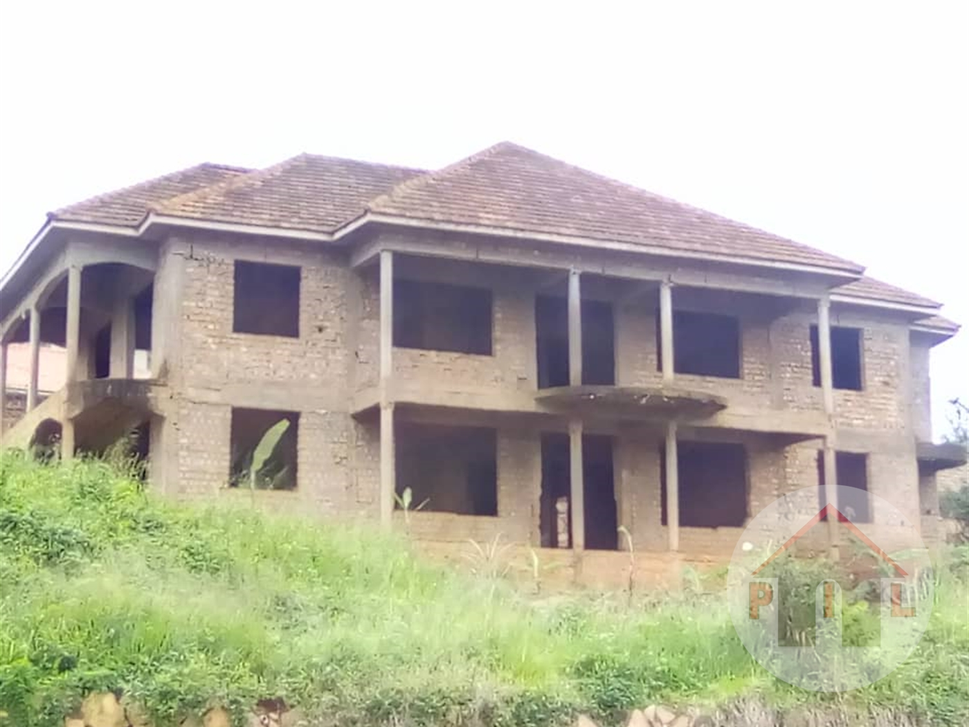 Shell House for sale in Komamboga Kampala