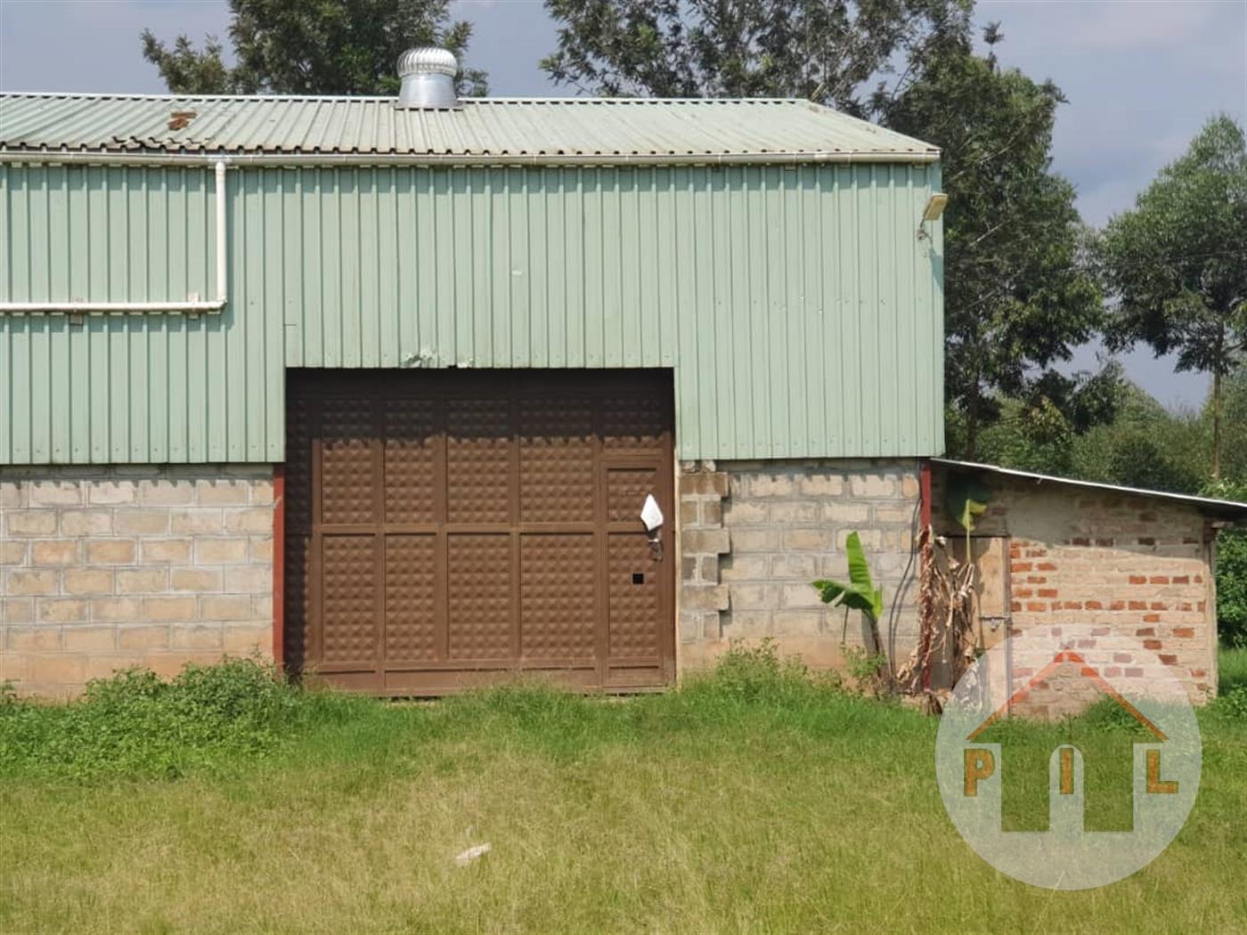 Warehouse for sale in Bujuuko Mityana
