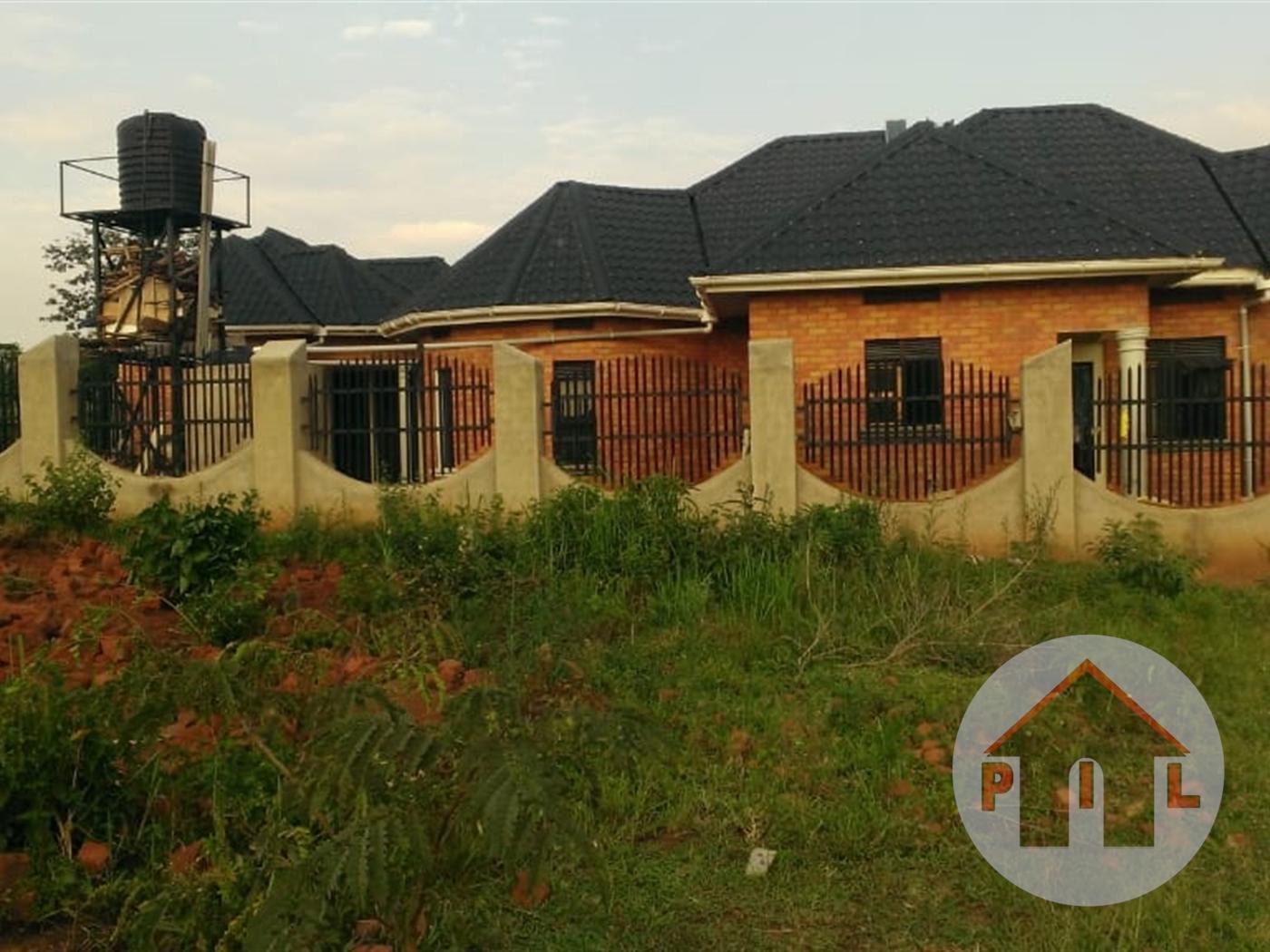Bungalow for sale in Busiika Luwero