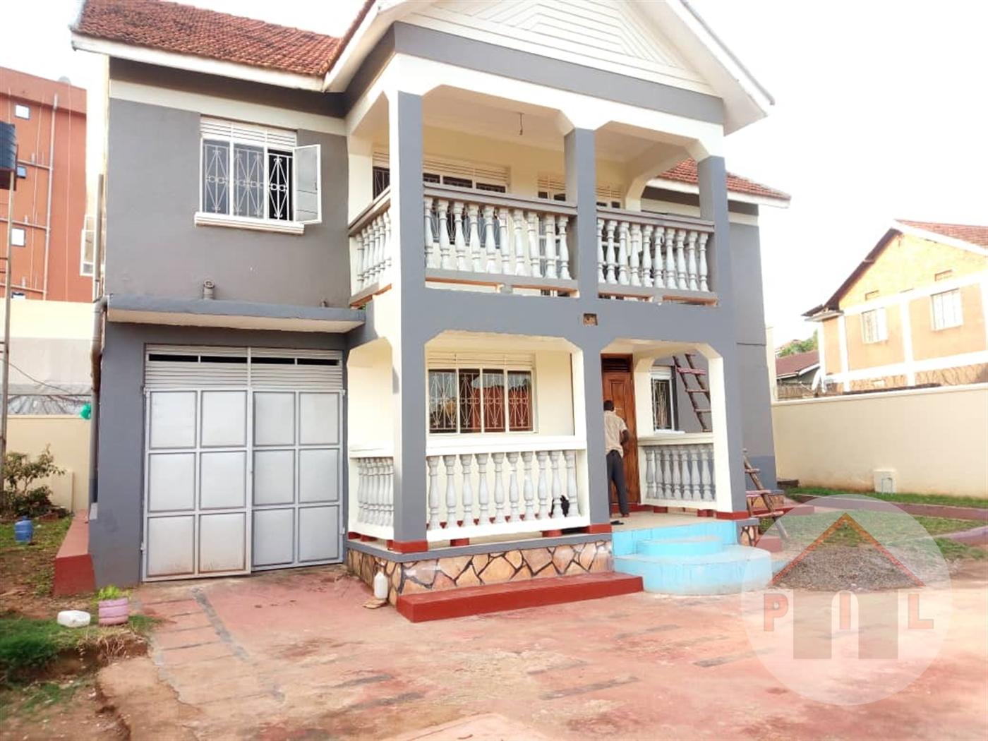 Villa for sale in Kabalagala Kampala