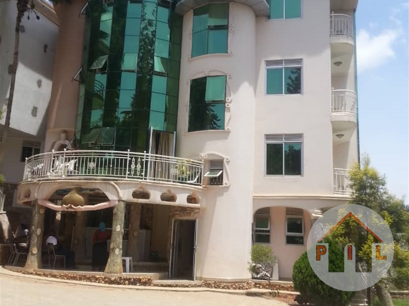Hotel for sale in Buziga Wakiso