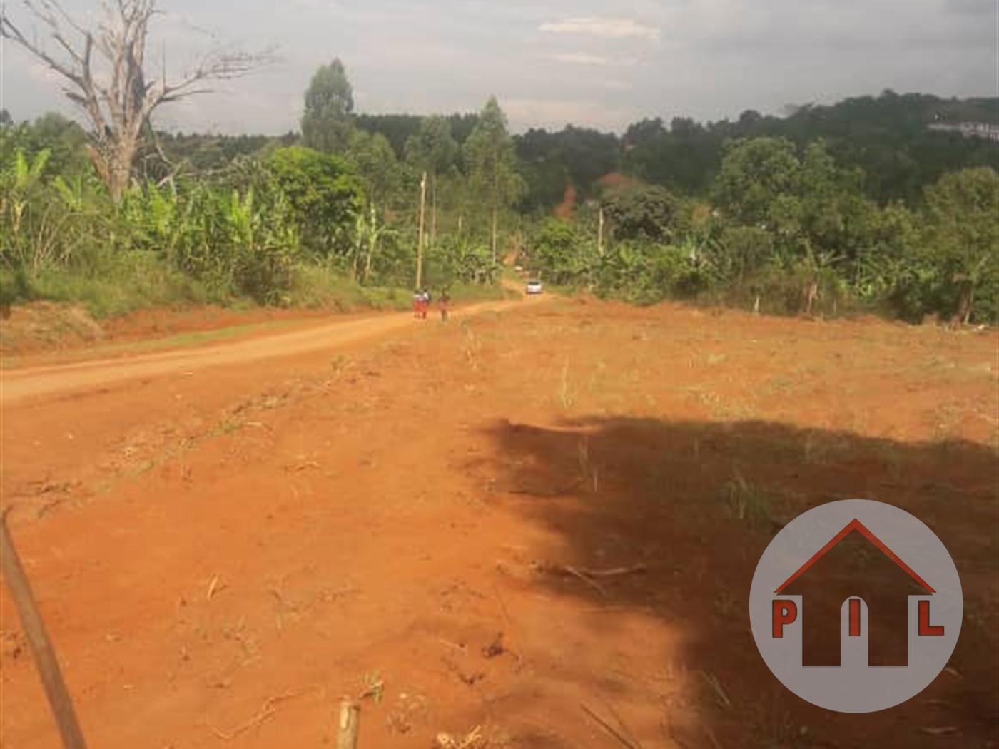 Residential Land for sale in Mubango Wakiso