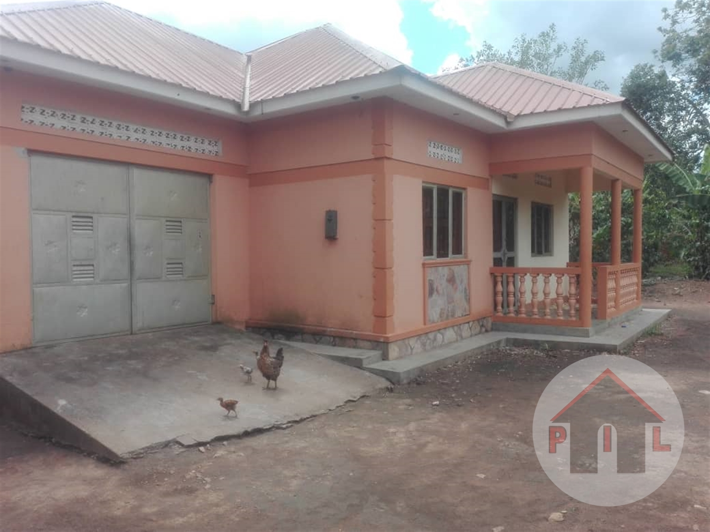 Bungalow for sale in Mawule Wakiso