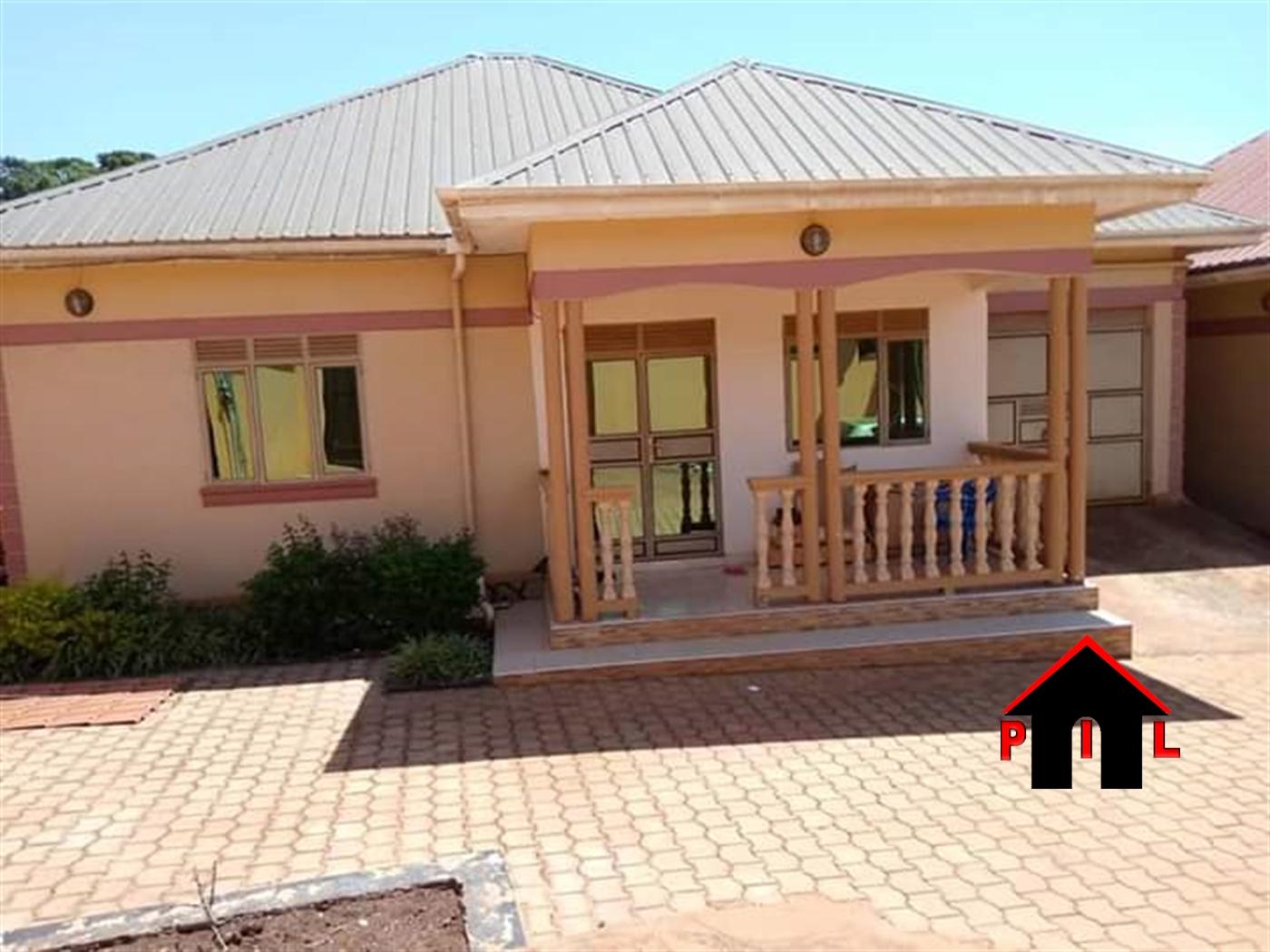 Bungalow for sale in Kitale Wakiso