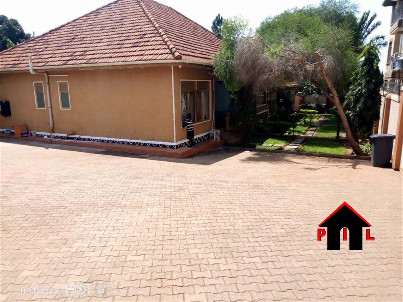Bungalow for rent in Ntinda Wakiso