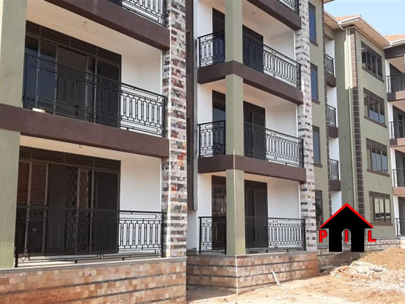 Apartment for sale in Komamboga Kampala