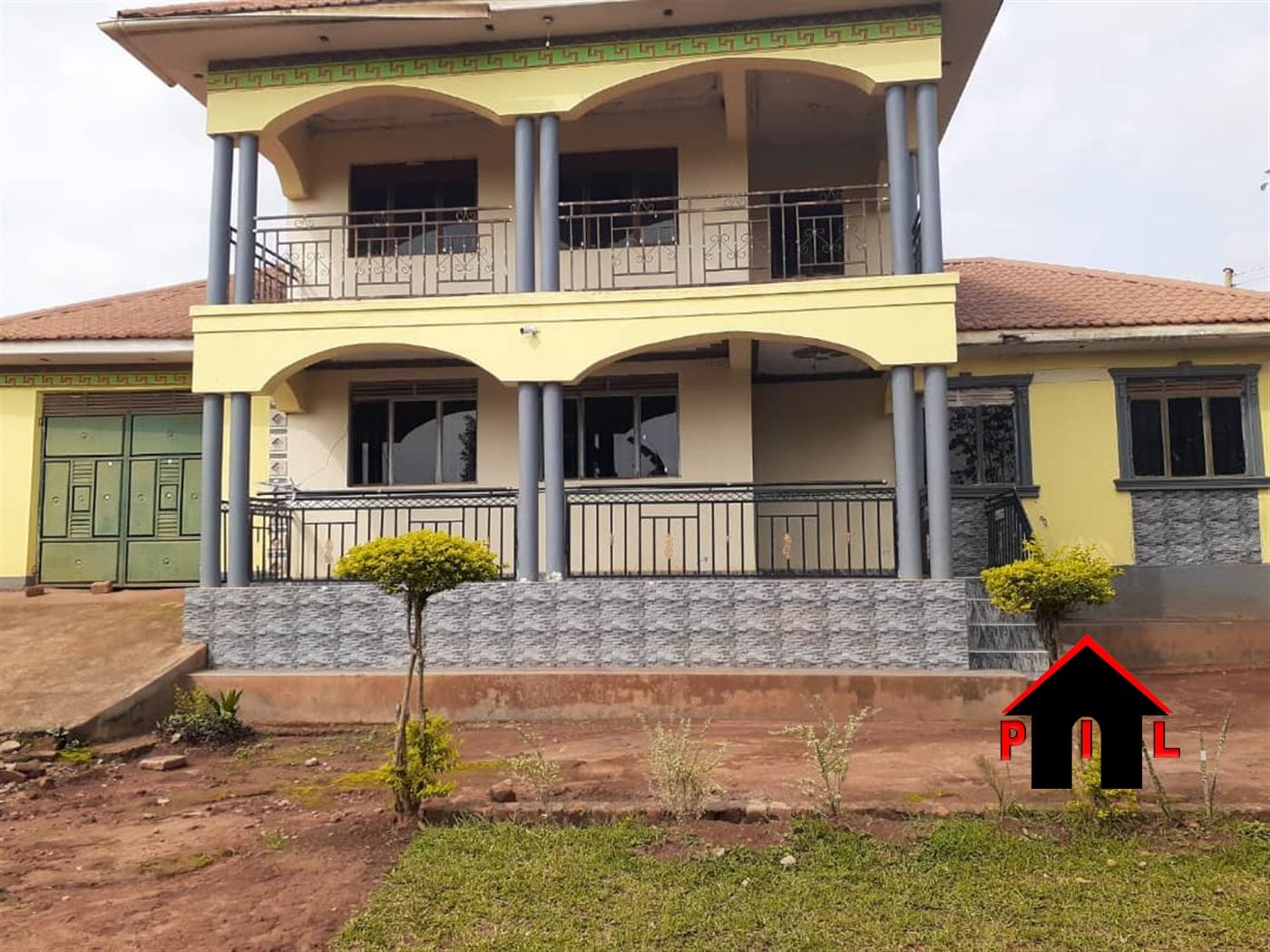 Storyed house for sale in Kawanda Wakiso