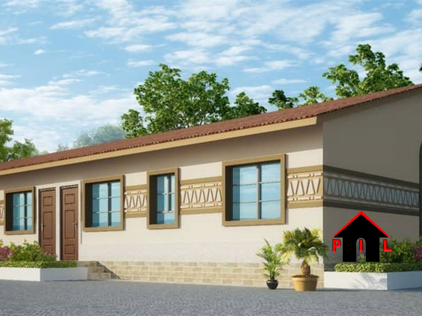 Storyed house for sale in Gayaza Wakiso