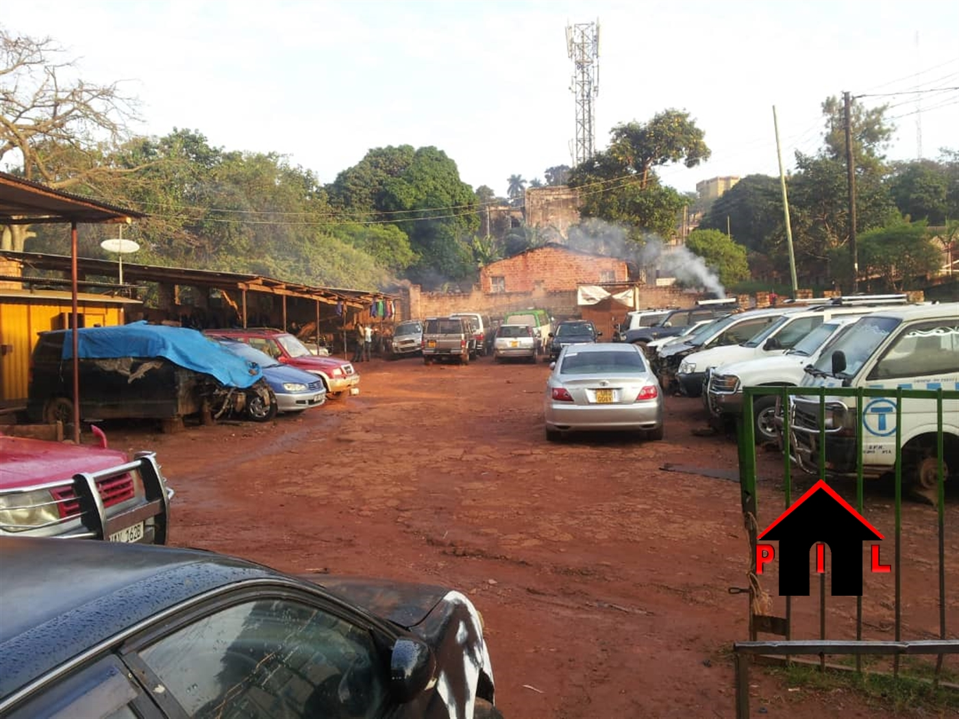 Commercial Land for sale in Namirembe Kampala