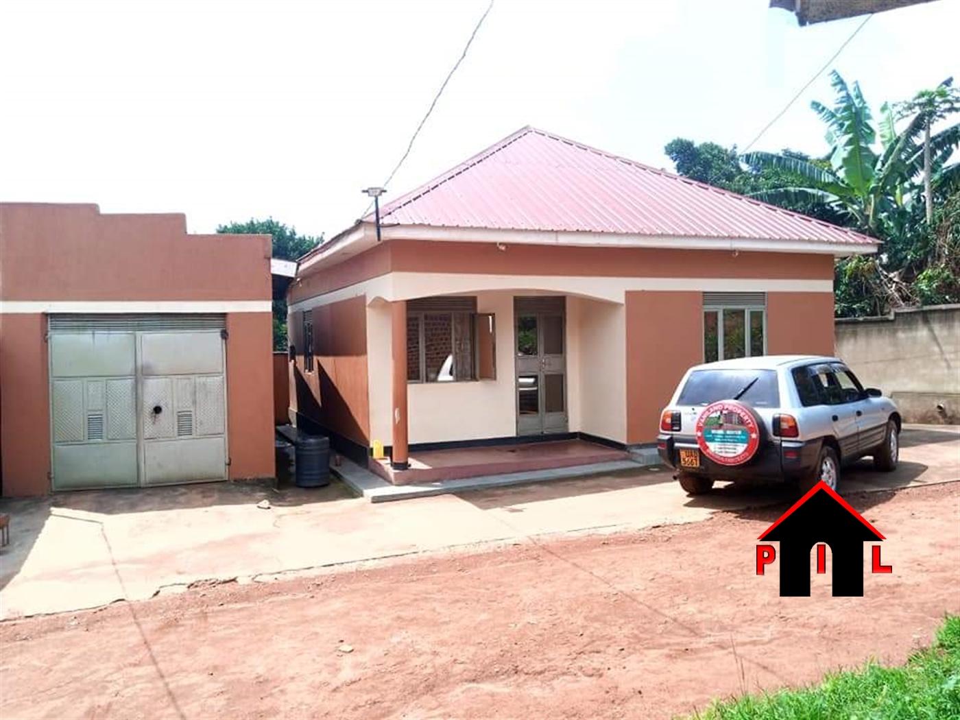 Bungalow for sale in Nabuti Mukono