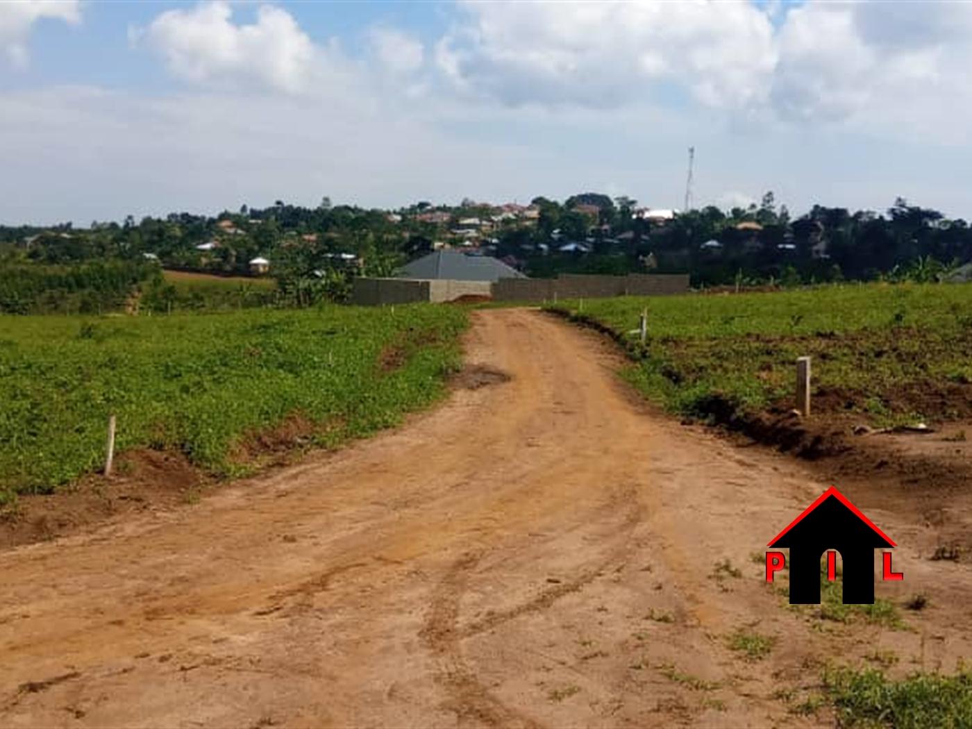 Residential Land for sale in Bujuuko Mityana