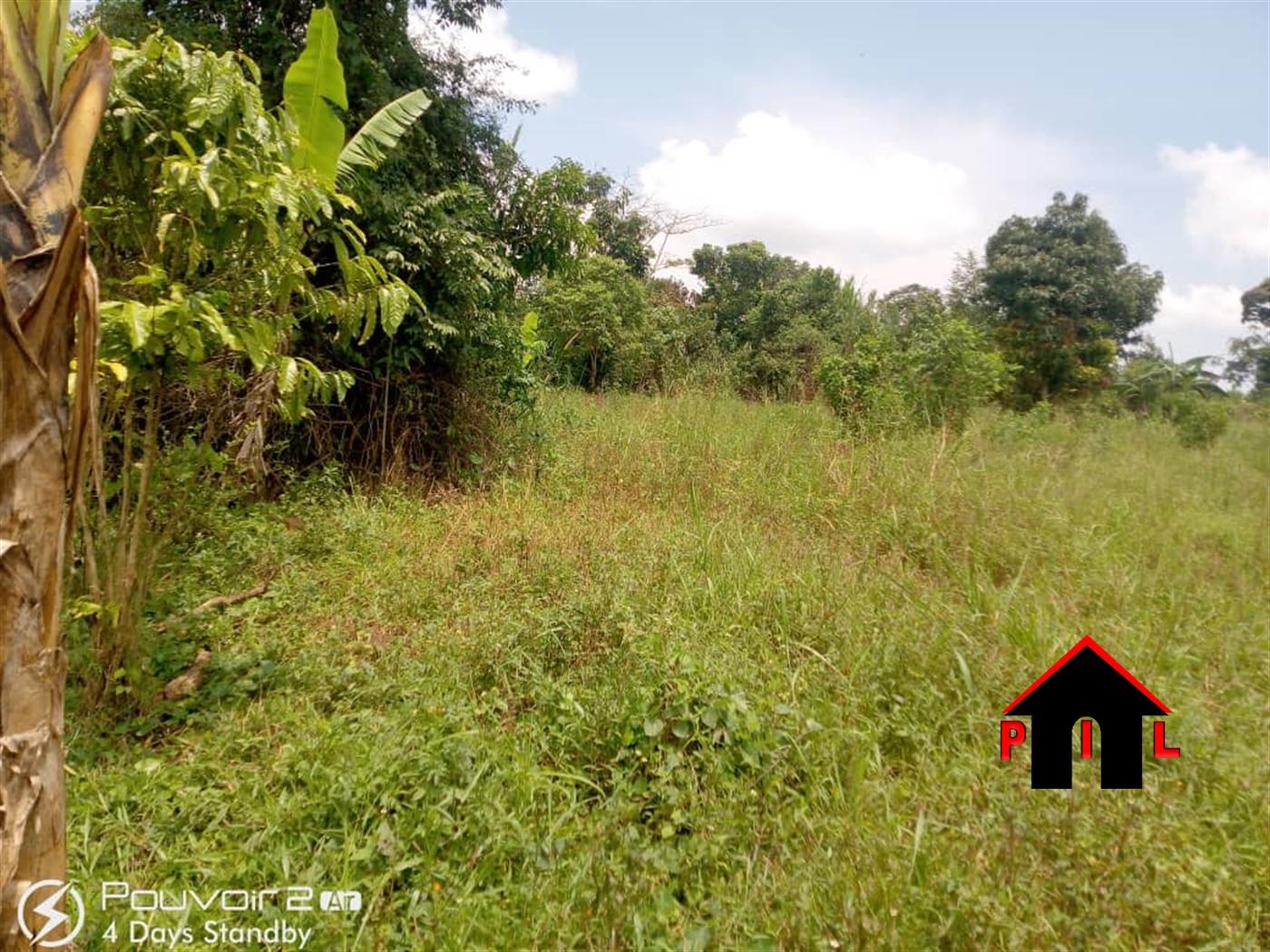 Residential Land for sale in Sanga Luwero