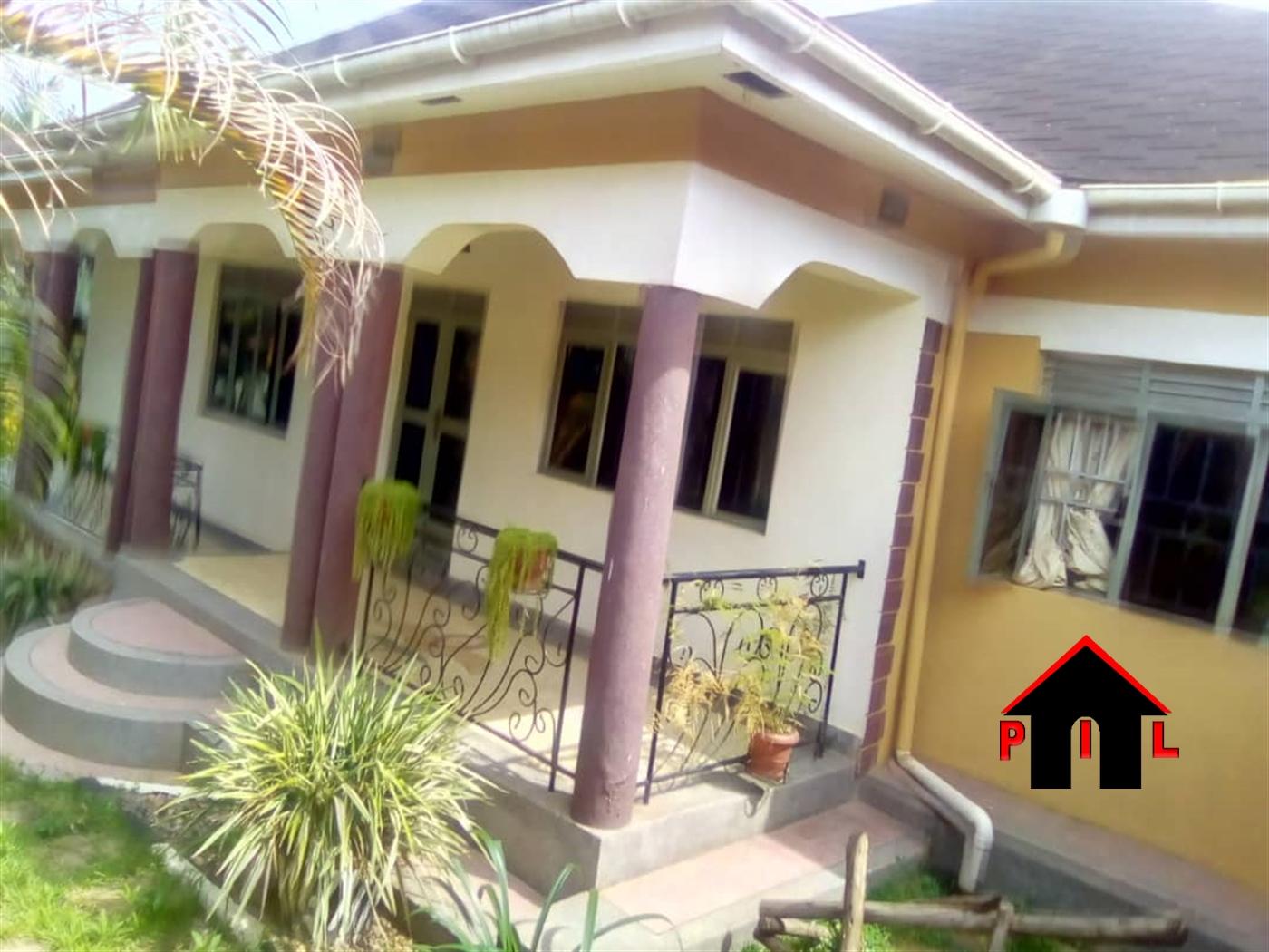 Bungalow for sale in Kigunga Mukono