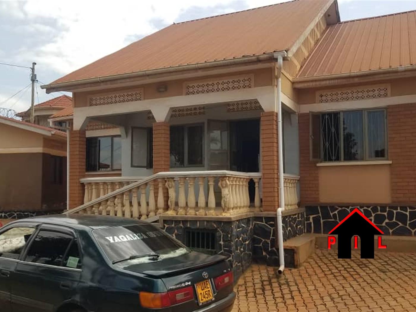 Bungalow for sale in Seeta Mukono