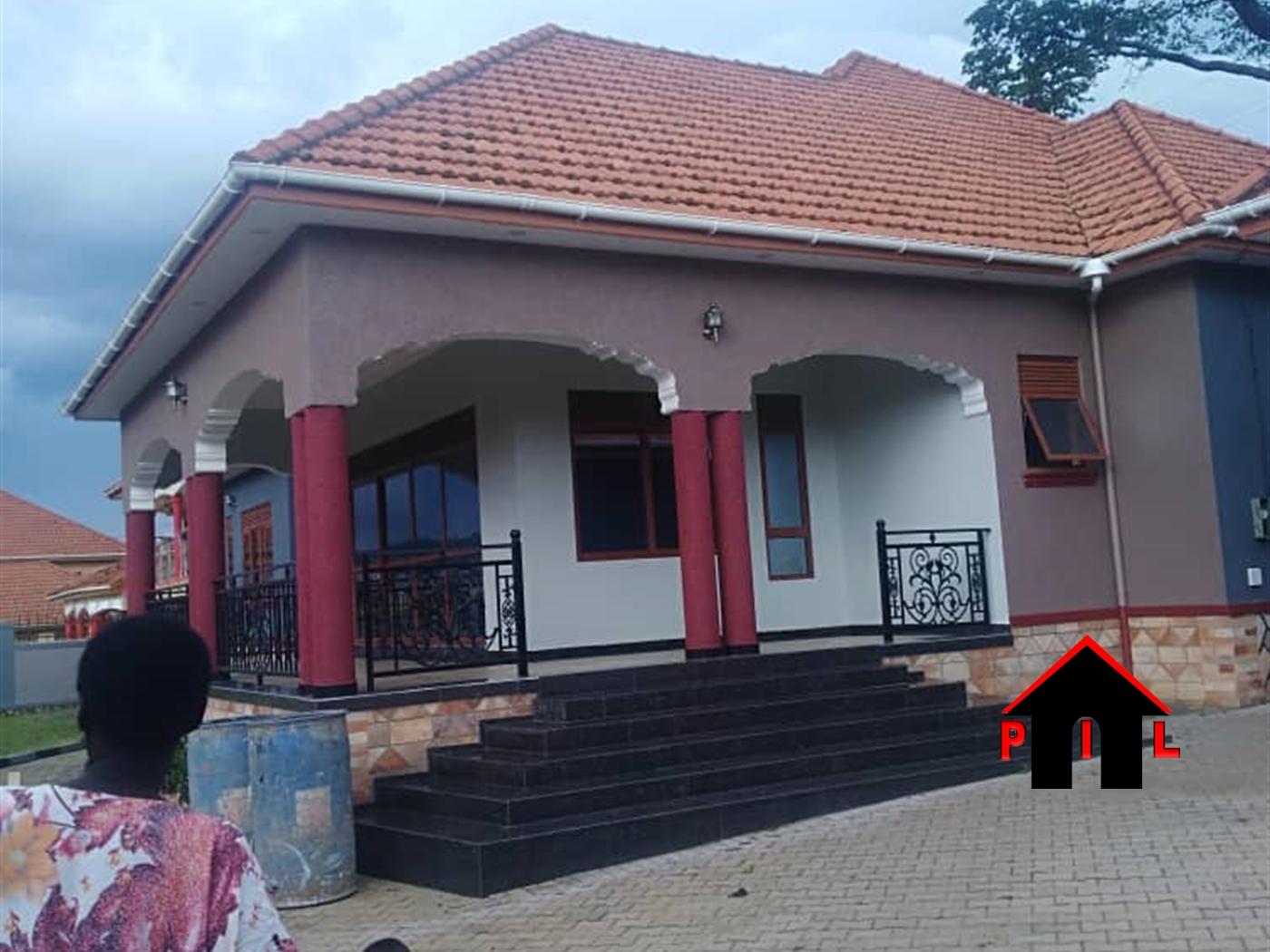 Bungalow for sale in Butabika Wakiso