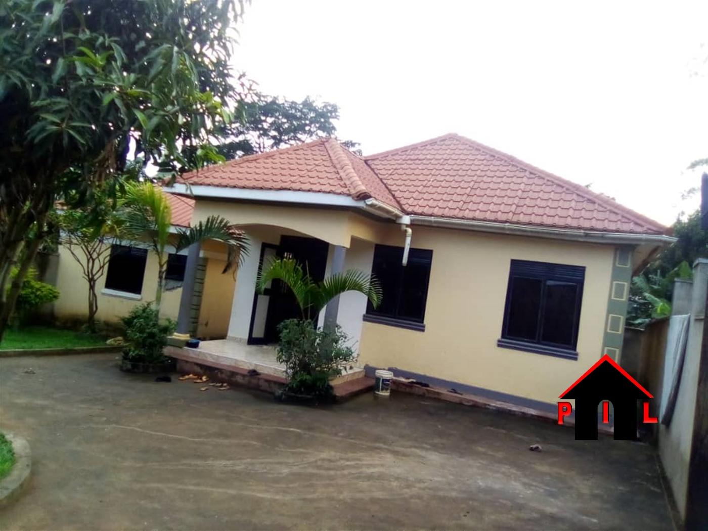 Bungalow for sale in Nakalaga Mukono
