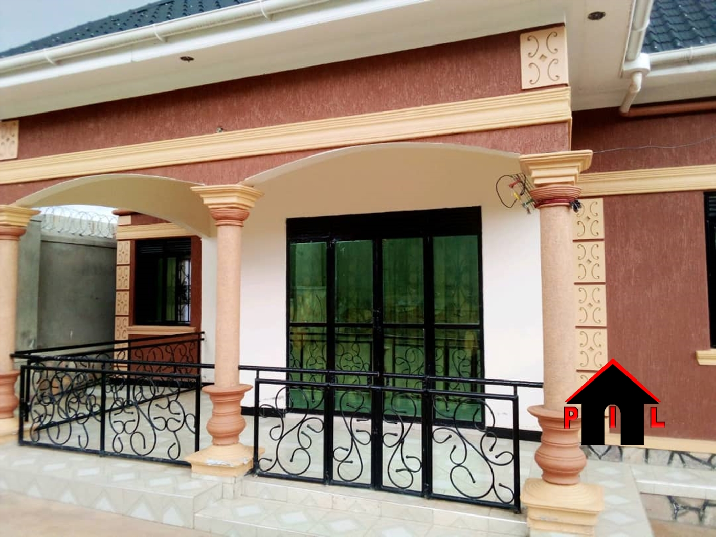 Bungalow for sale in Forestpark Mityana