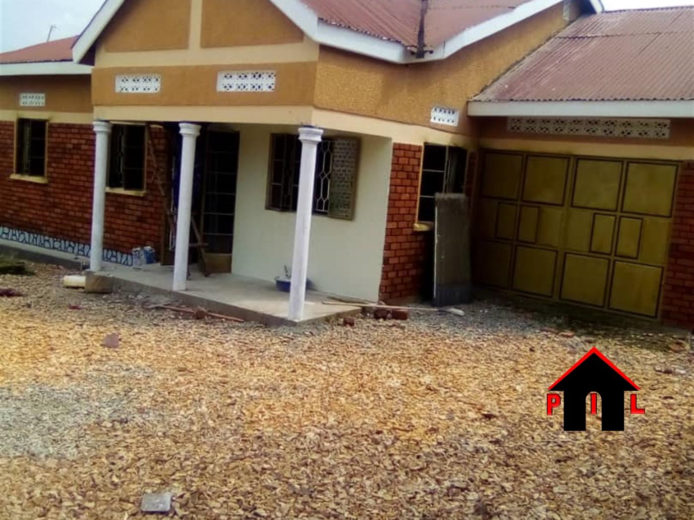 Bungalow for sale in Kiteete Mukono