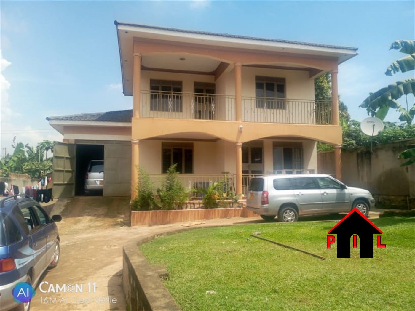 Storeyed house for sale in Maganjo Wakiso