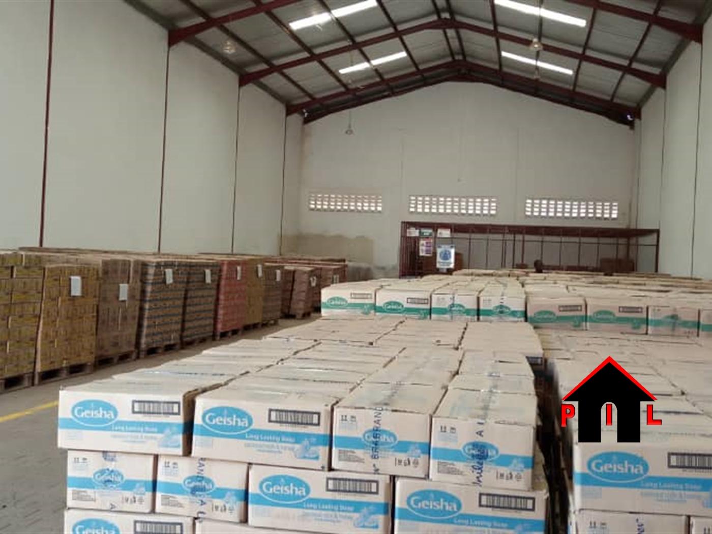 Warehouse for sale in Luzira Kampala