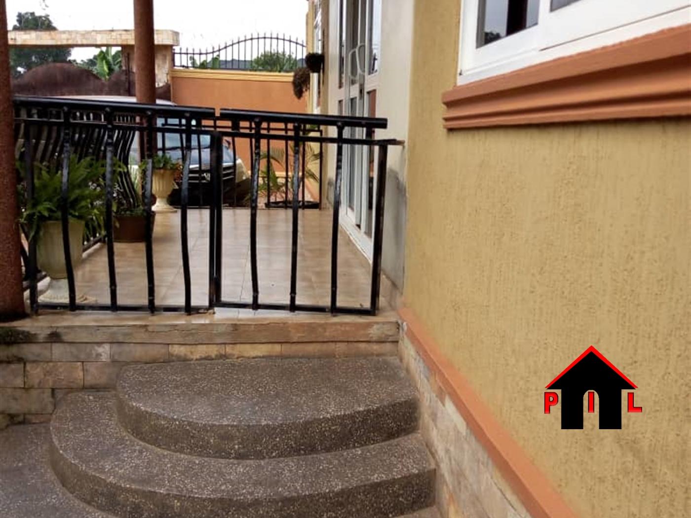 Bungalow for sale in Gayaza Kampala