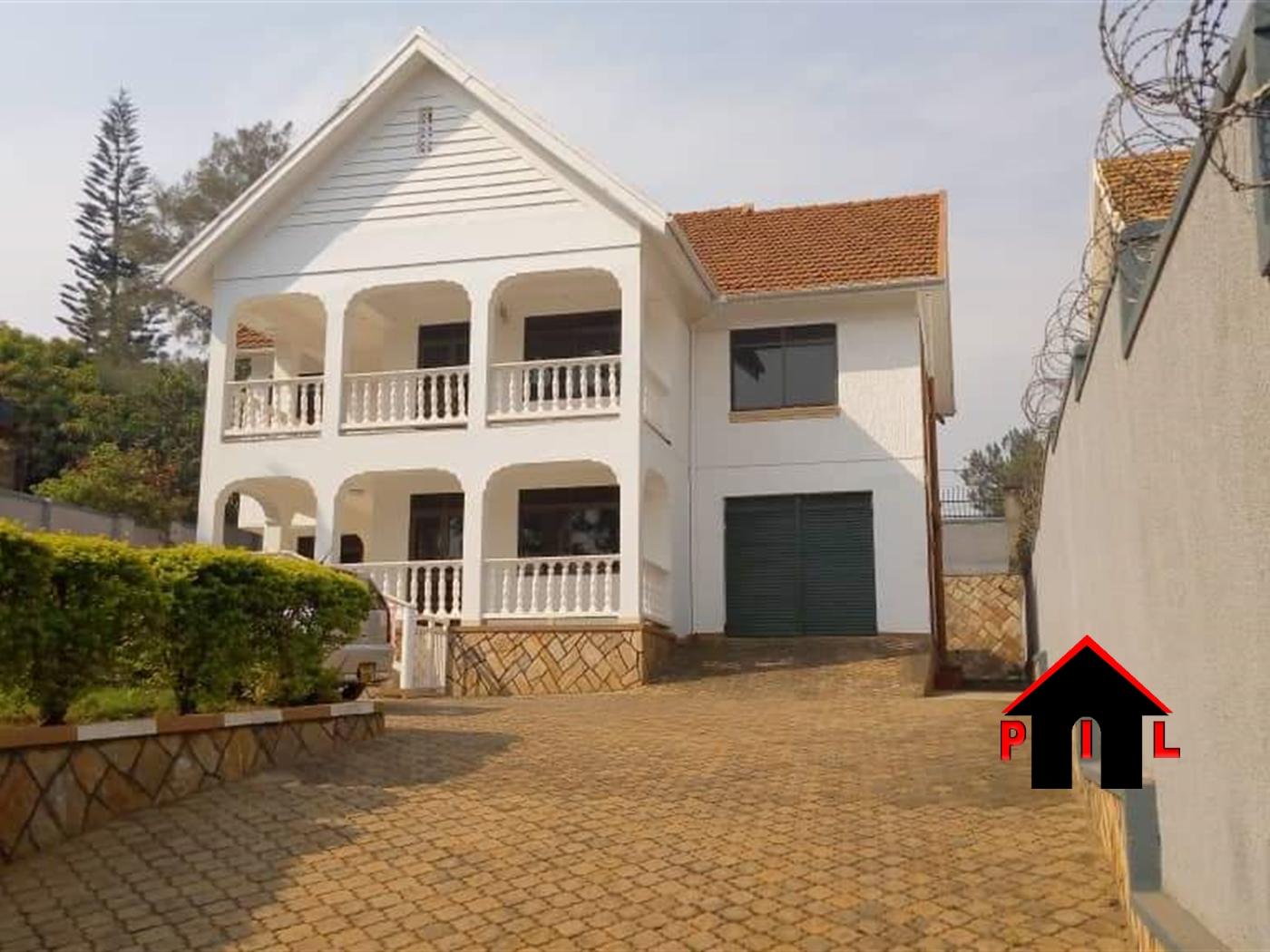 Storeyed house for sale in Naguru Kampala