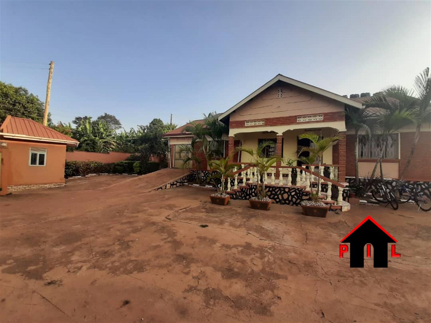 Bungalow for rent in Zana Wakiso