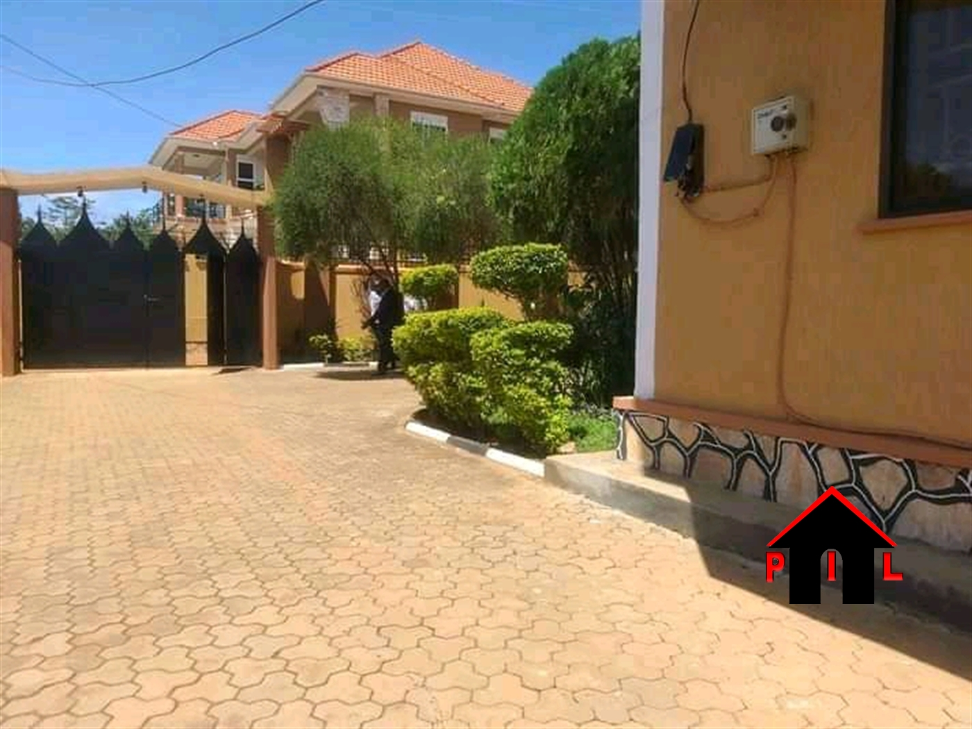 Storeyed house for sale in Bukasa Kampala