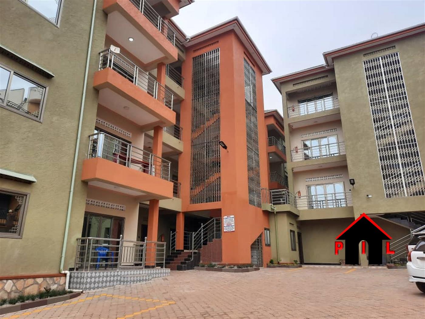 Apartment block for sale in Lubaga Kampala