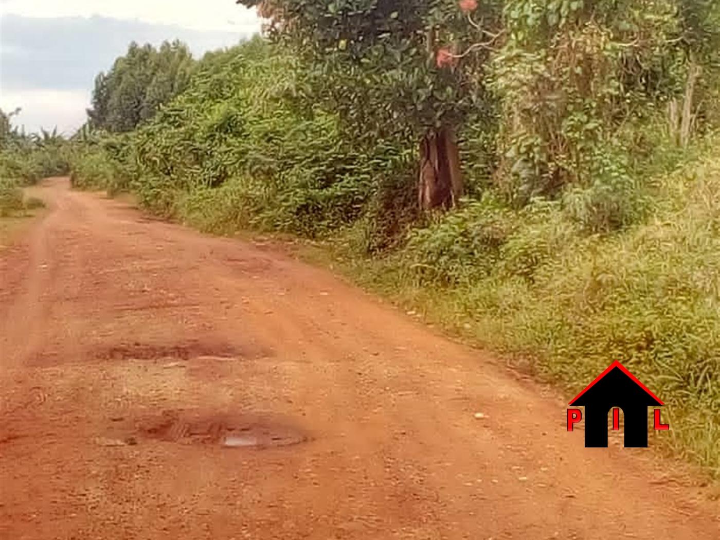 Agricultural Land for sale in Lwabenge Masaka
