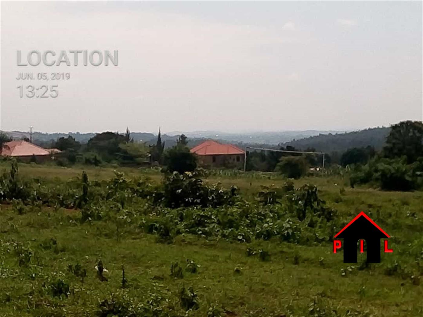 Agricultural Land for sale in Lukaaya Masaka