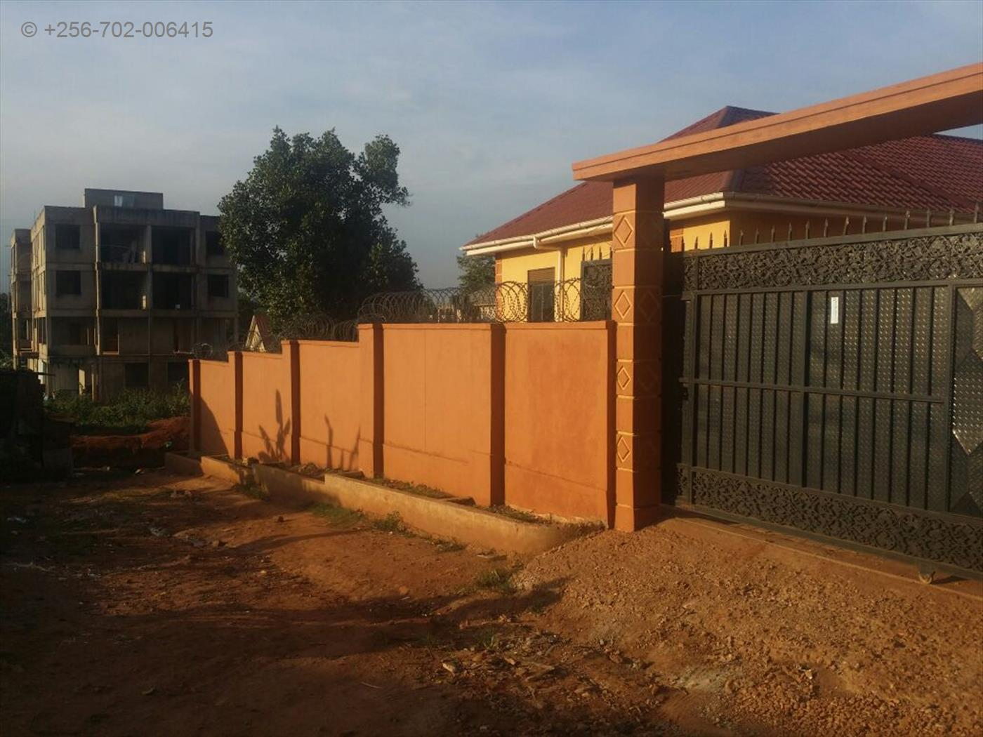 Semi Detached for sale in Kira Wakiso