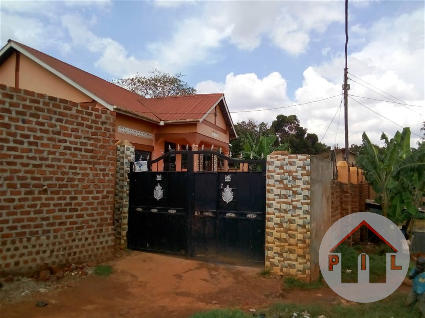 Bungalow for sale in Ndejje Kampala