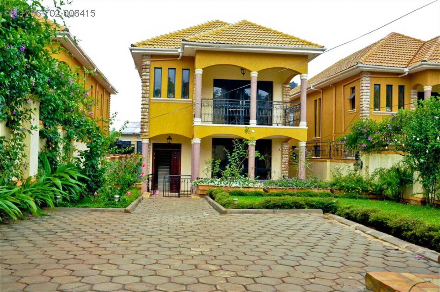 Mansion for sale in Luzira Wakiso