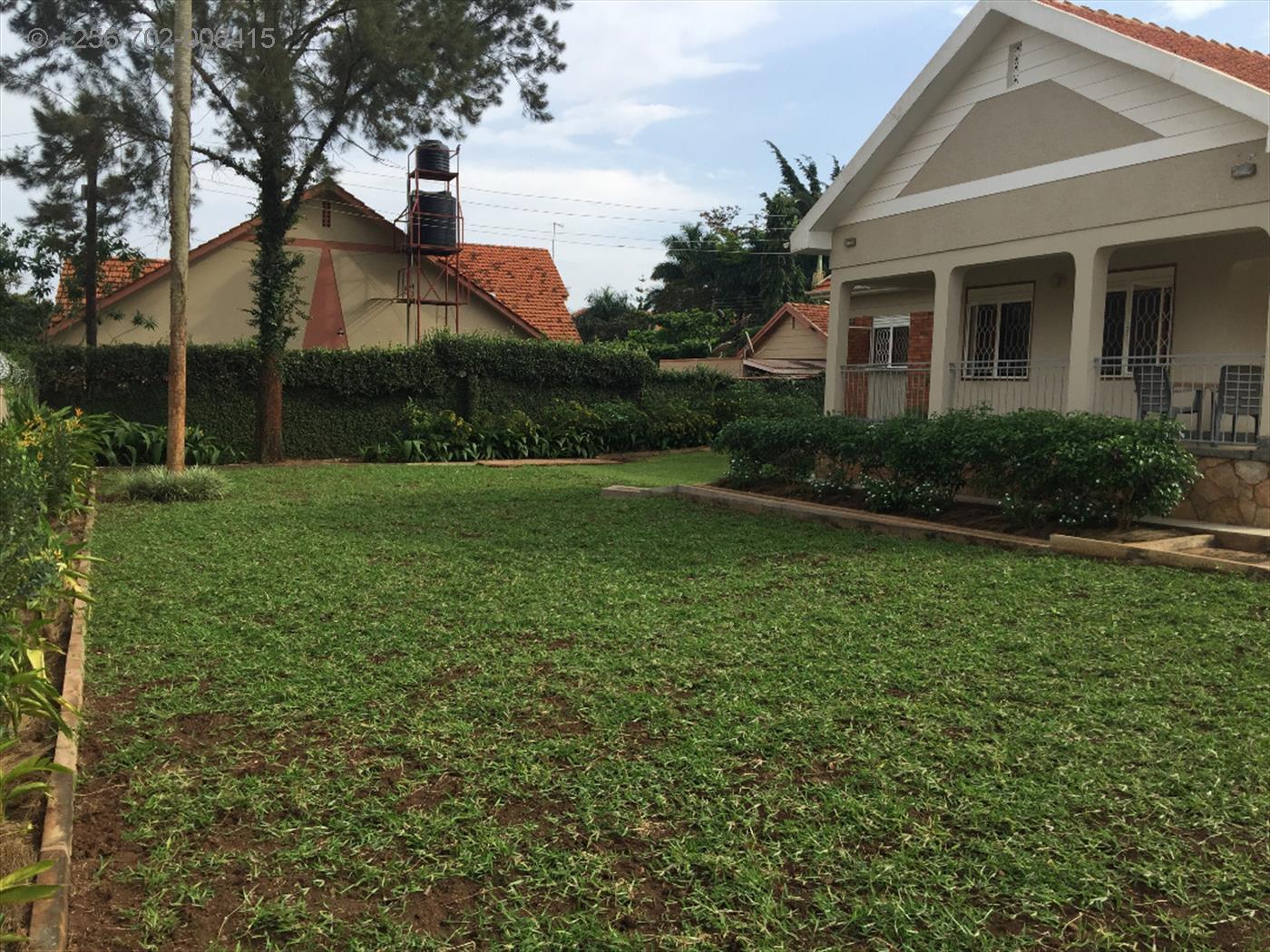 Bungalow for sale in Naguru Kampala