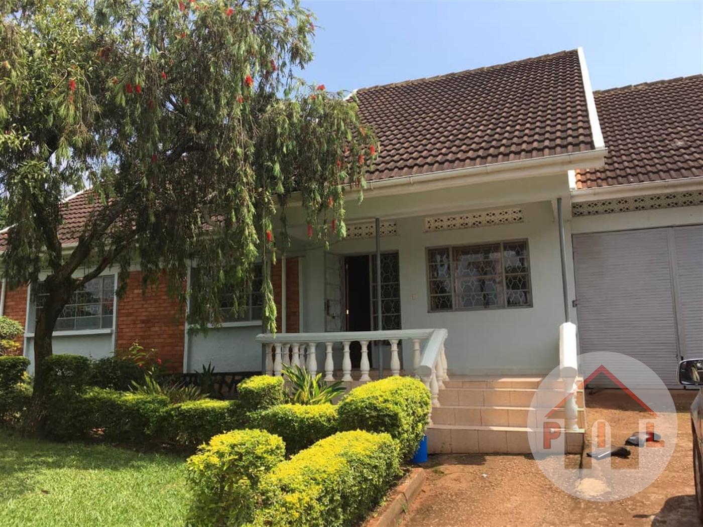 Bungalow for sale in Kiwafu Wakiso