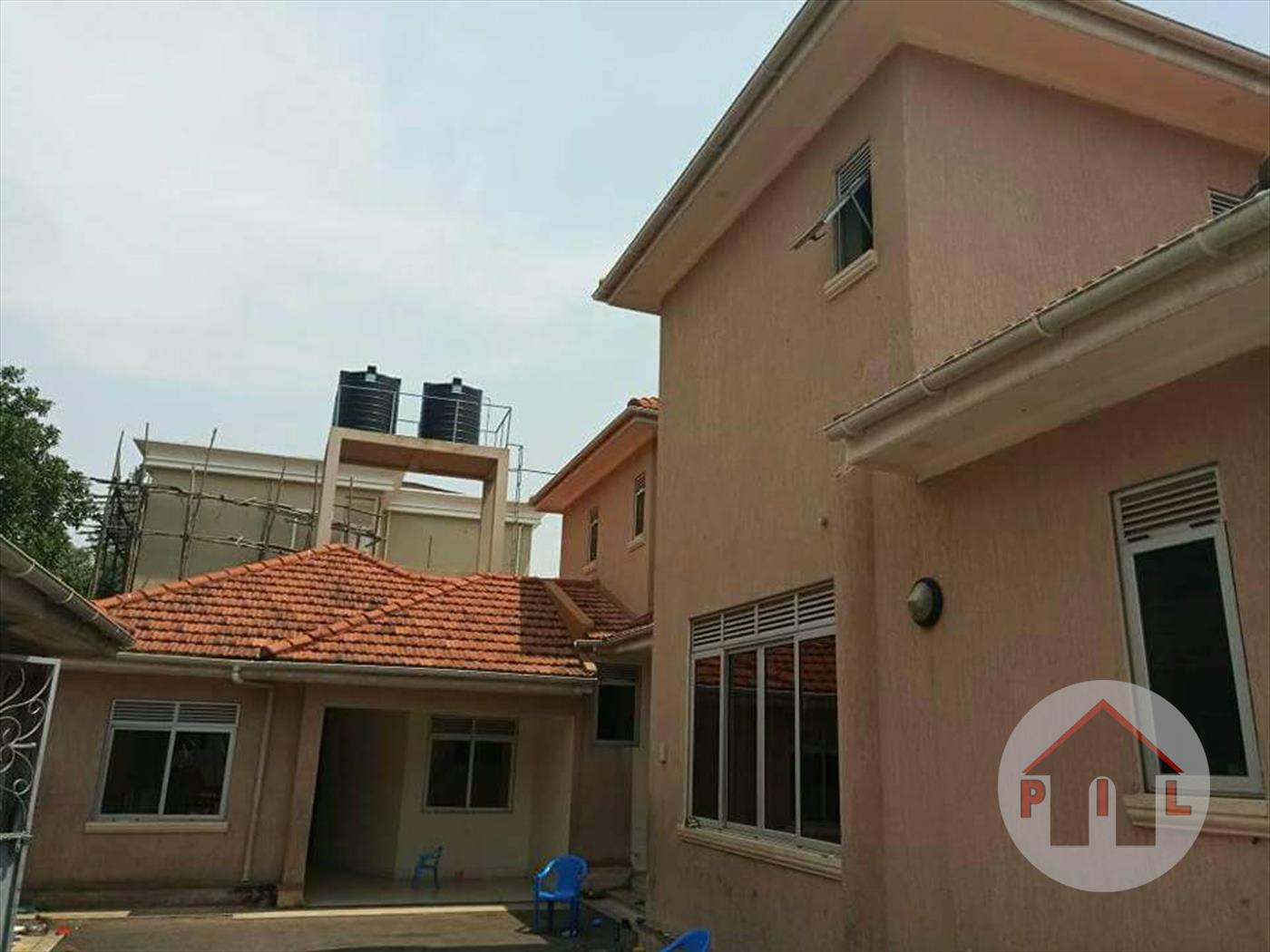 Mansion for sale in Mulungu Wakiso