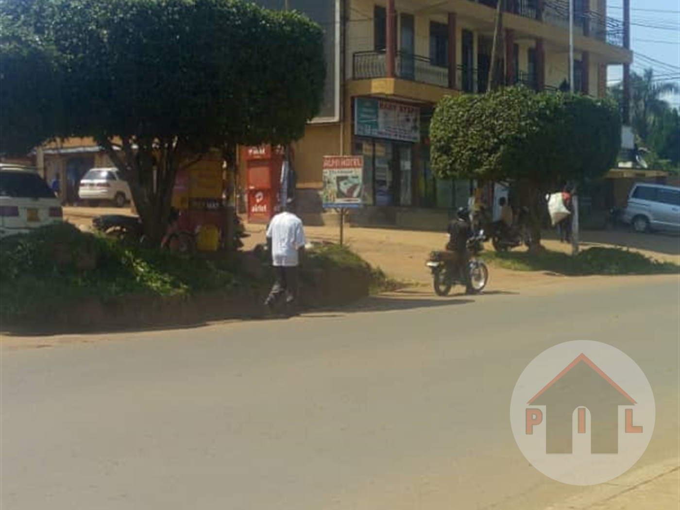 Commercial block for sale in Kansanga Kampala