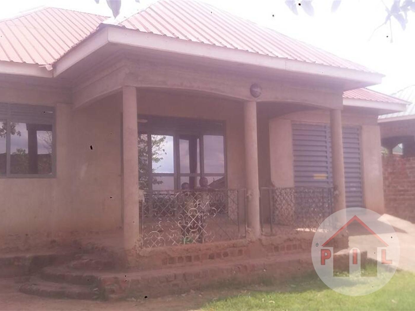 Shell House for sale in Manyangwa Wakiso