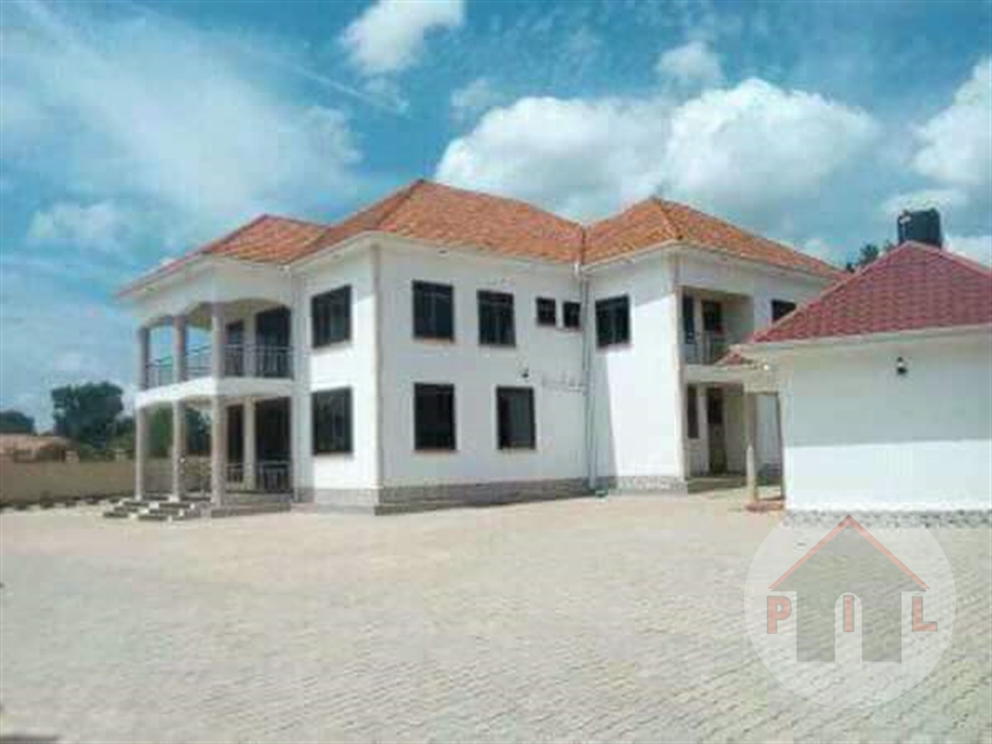 Mansion for sale in Gayaza Kampala