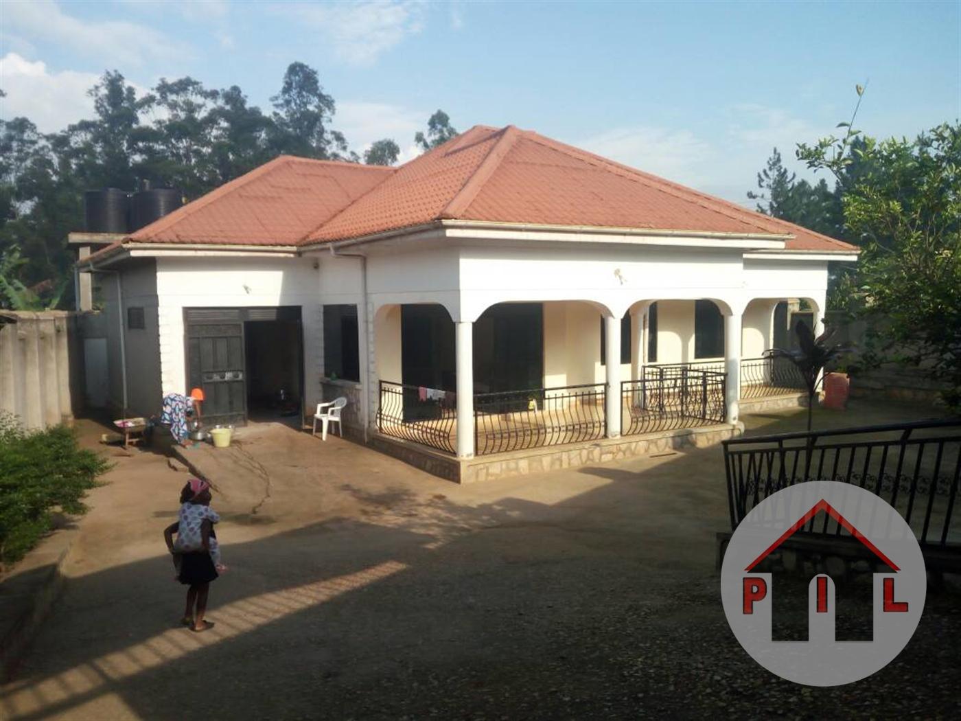 Bungalow for sale in Namagoma Wakiso