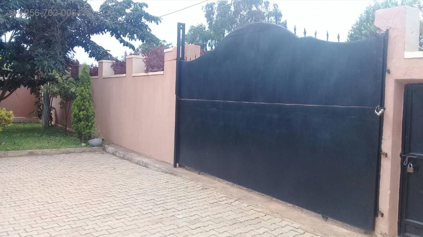 Bungalow for sale in Nabbingo Wakiso