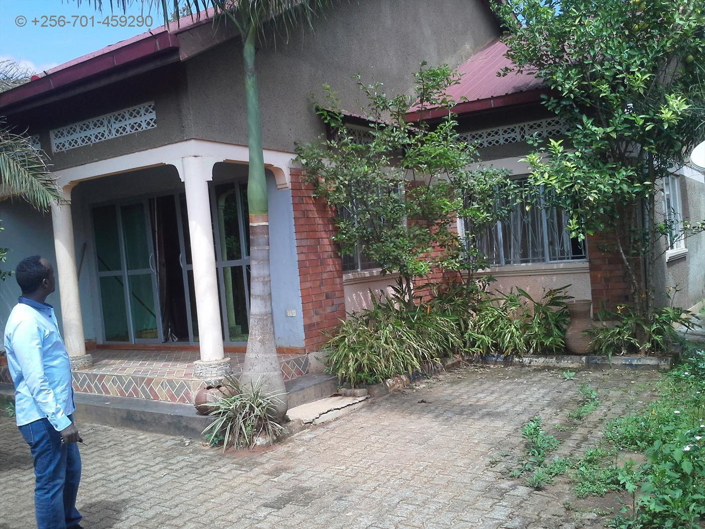 Bungalow for sale in Konge Kampala
