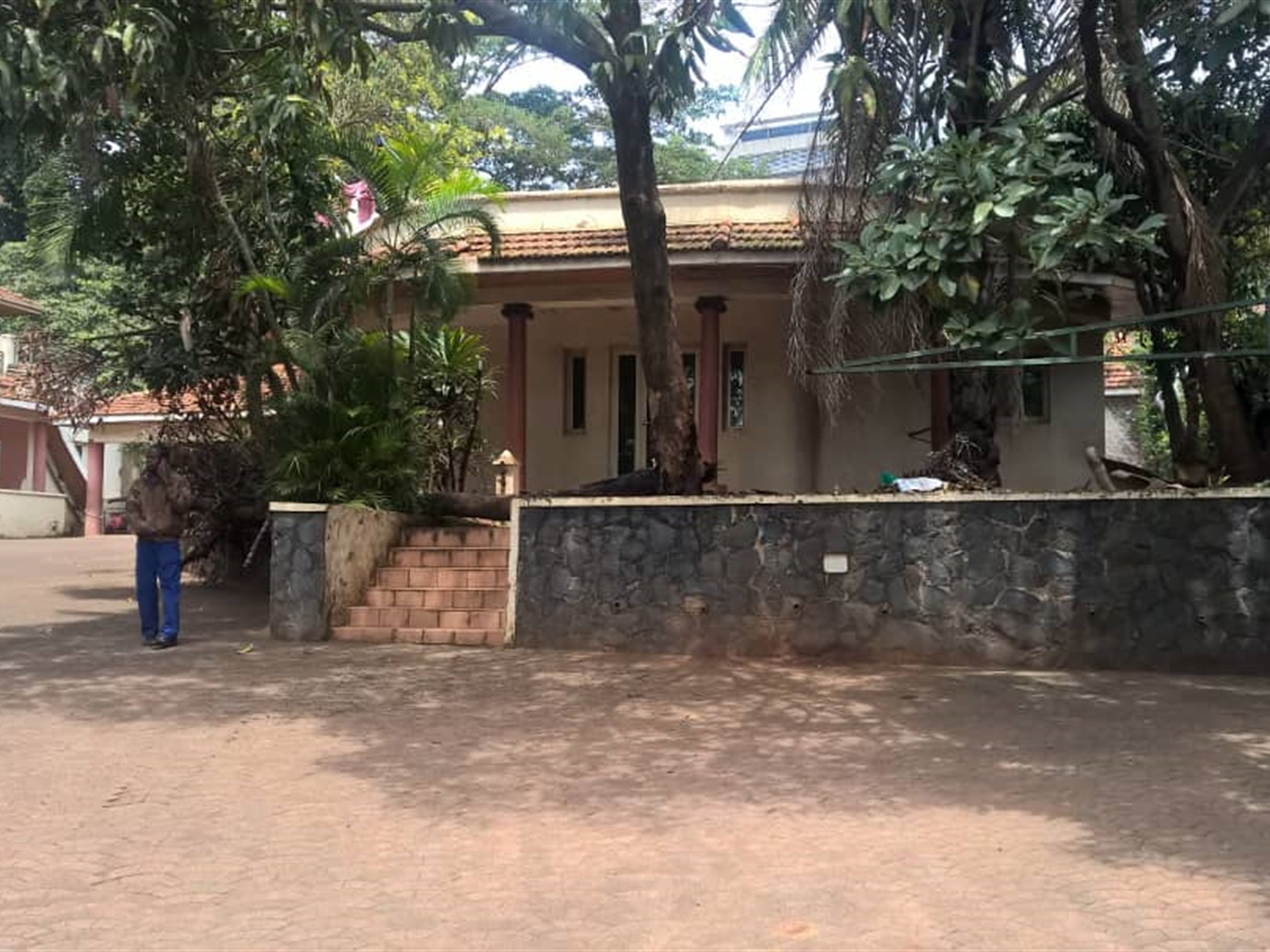 Mansion for sale in Nakasero Kampala