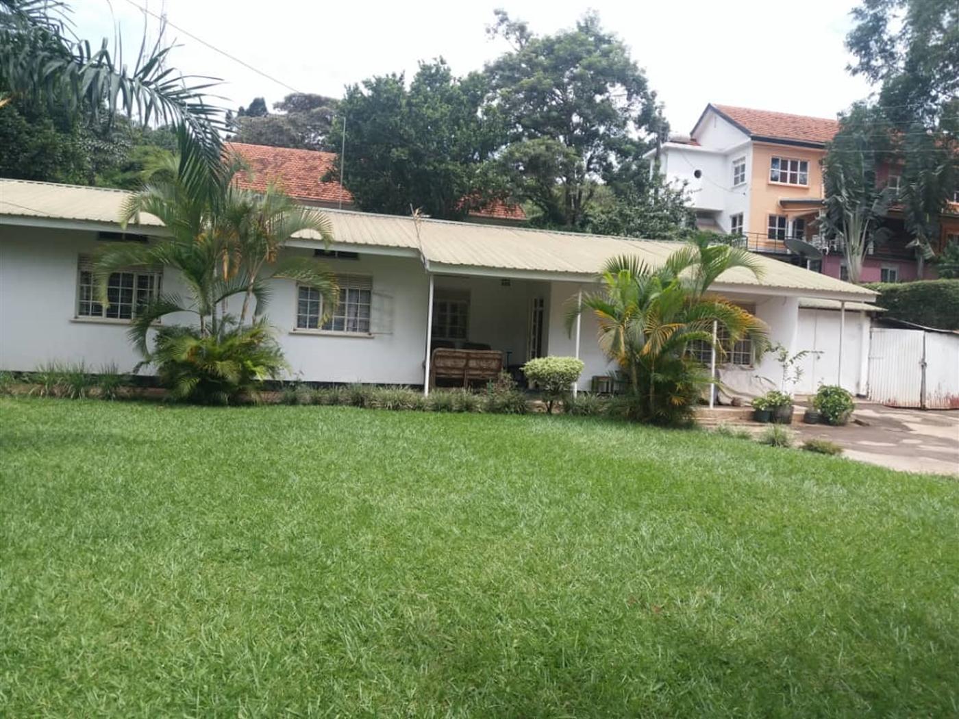 Bungalow for sale in Muyenya Kampala