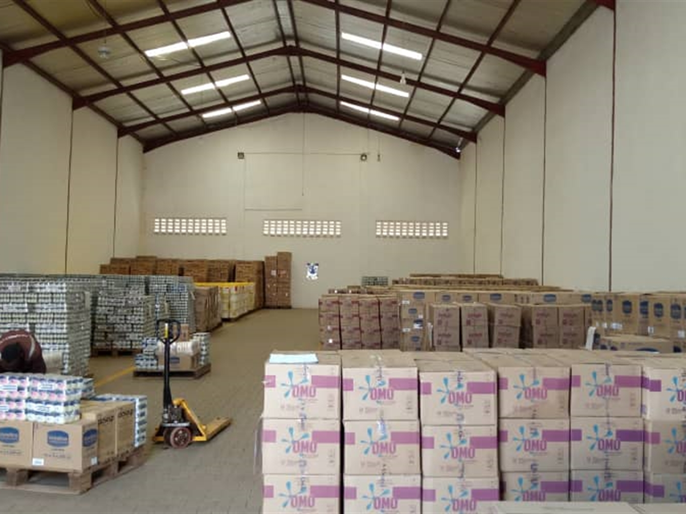 WareHouse for sale in Luzira Kampala
