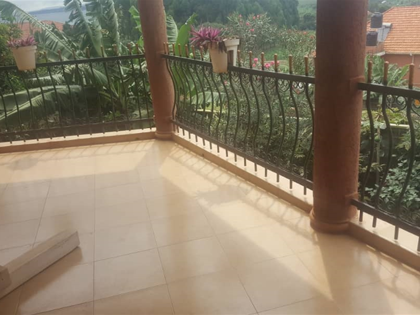 Mansion for rent in Bukasa Kampala