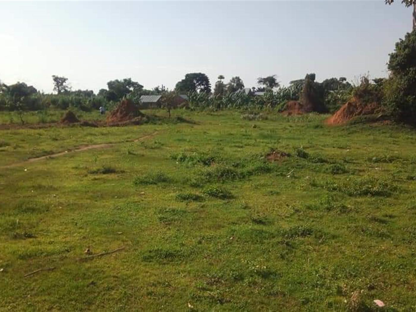Industrial Land for sale in Garuga Wakiso